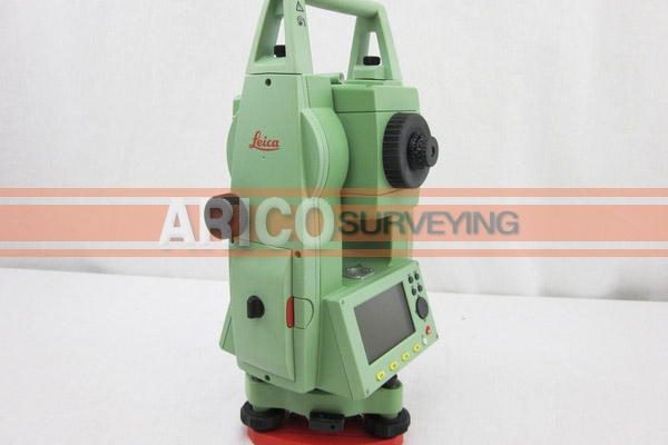 leica tc407 total station user manual
